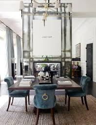 Houzz Dining Room Chairs Contemporary With Walnut Chair Rail