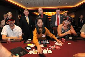 Full House Greets New Poker Room At Maryland Live