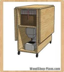 Sewing Cabinet Woodworking Plans by Show Me Your Crappy Small Crowded Ugly Sewing Spot Page 3