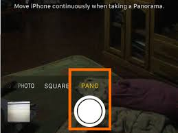 How to Take a Panorama with iPhone