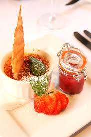 cuisine la la boheme restaurant in lymm cheshire