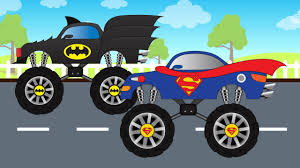 Batman Truck Vs Superman Truck | Monster Trucks For Children | Kid ... Monster Truck Stunts Trucks Video For Kids Cartoon Batman Monster Truck Video 28 Images New School Buses Teaching Colors Crushing Words Amazoncom Counting 123 Learn To Count From 1 To 10 Cartoons For Children Educational By Kids Game Play Toy Videos Gambar Jpeg Png Fire Rescue Vehicle Emergency Learning Numbers Song Michaelieclark Heavy Cstruction Mack Truck Lightning Mcqueen