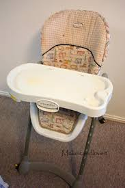 Evenflo Easy Fold Simplicity Highchair by Recovered High Chair Make It And Love It