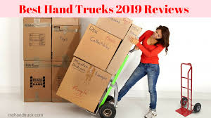 Top 11 Best Hand Trucks 2019 Reviews + Editor's Pick - MyHandTruck