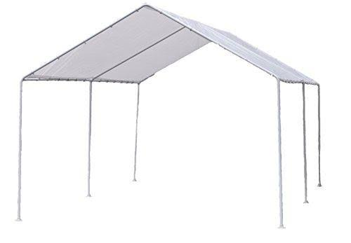 Dry Top 73102 Canopy Set - 10' x 20', White