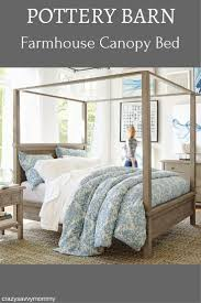 Best 25+ Farmhouse Canopy Beds Ideas On Pinterest | Beach Style ... 3d Model Pottery Barn Tlouse Bedroomset With Bedside Tables Small Space Solutions 5 Ways Wall Shelves Got The Blues Wag Magazine Nickel Ring On A Stand Au Malika Persianstyle Rug Potterybarncom Australia Maintenance Page Blue And White Lantau Family Home Lets Living Be Easy Post Laundry Room Organization Makeover How To Furnish Bathroom