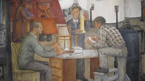 Coit Tower Murals Tour by Check Out The Beautiful Coit Tower Mural Places Boomsbeat