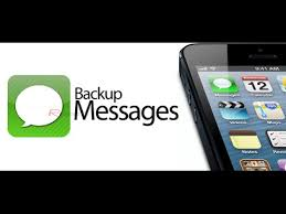 iPhone SMS Backup Backup Text Messages on iPhone