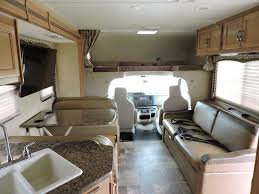 Class A RV Rental At Wisconsin World