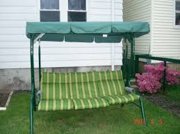 Walmart Outdoor Furniture Replacement Cushions by Walmart Royal Deluxe Rus4116 Replacement Swing Canopy Garden Winds