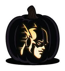 Spiderman Pumpkin Carving by The Flash Pumpkin Template Geek Holiday Pinterest Pumpkin