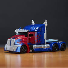 Transformers: The Last Knight Premier Edition - Optimus Prime – SSAB