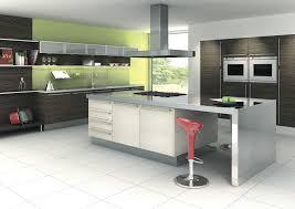 cuisine moderne design avec ilot charmant cuisine moderne design avec ilot avec deco cuisine