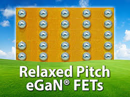 104 Small Footprint Family Efficient Power Conversion Epc Expands Wide Pitch Egan Fet Enabling High Current In