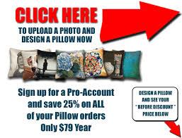 My Pillow Printer Artist Pillow Design