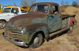 1951 Chevrolet 5600 3/4 Ton Pickup Truck | Item 5162 | SOLD!...