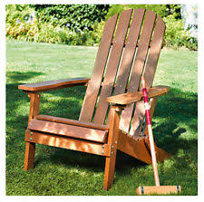 Living Accents Folding Adirondack Chair by Folding Adirondack Chair Ebay