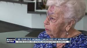 Couple Charged In Carjacking Of 88-year-old Livonia Woman At ...