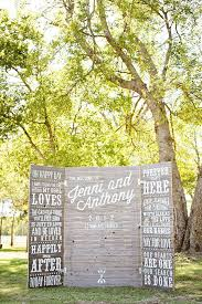 Wedding Reception Backdrops 14 Fun Creative Ideas