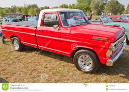 1969 Ford F100 Ranger Truck Editorial Stock Image - Image Of Truck ...
