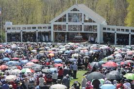 Country Curtains Stockbridge Ma Hours by Thousands Gather In Collective Prayer At The National Shrine Of