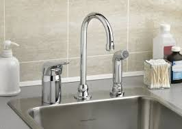Commercial Kitchen Faucet With Sprayer by The Beauty Of Modernized Stainless Commercial Kitchen Faucet U2014 The