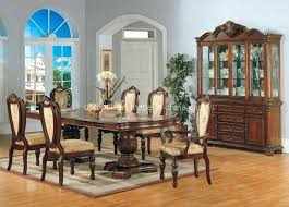 Inspiring Dining Room Sets Buffet Hutch Schon Set With