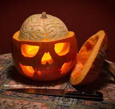 Drilled Jack O Lantern Patterns by Best 25 Skull Pumpkin Ideas On Pinterest Sugar Skull Pumpkin