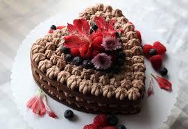 liebevoller cake in herzform tontons