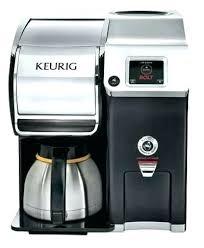 One Cup Keurig Coffee Maker Single Troubleshooting K