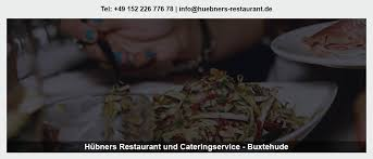 restaurant marschacht hübner s restaurant lieferservice