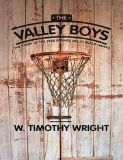The Valley Boys Story Of 1958 Springs Black Hawks Ebook By W