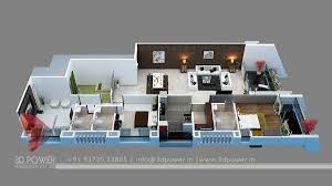 Designing A Floor Plan Colors Bunglow Design 3d Architectural Rendering Services 3d