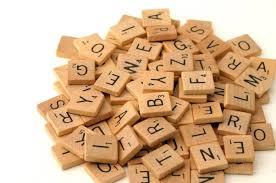 Standard Scrabble Tile Distribution by Amazon Com 400 Wood Scrabble Tiles New Scrabble Letters Wood