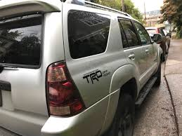100 Craigslist Seattle Tacoma Cars And Trucks By Owner SOLDFS 2005 4Runner V8 4WD Limited Silver Washington