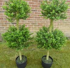 Shop 34 Inch Artificial Romano Cedar Large Faux Potted Evergreen