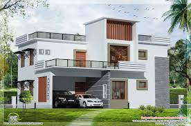 100 Home Design And Architecture Flat Roof Homes Designs Flat Roof House Kerala Home Design