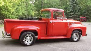 1956 Ford F - 100 Street Rod Ford Truck
