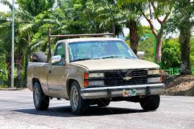 100 Cheyenne Truck Palenque Mexico May 22 2017 Pickup Chevrolet