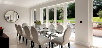 Octagon Developments Property Brockstone 1 Interior Dining Room Bifold Doors