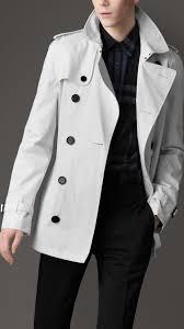 burberry london men u0027s classic cotton trench coat men u0027s fashion