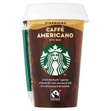 Starbucks Caffe Americano 220ml