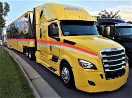 100 Penske Trucks For Sale Racing Freightliner NASCAR Hauler Transporter Race