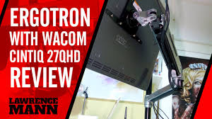 Ergotron Sit Stand Desk by Ergotron Lx Sit Stand Desk Mount Lcd Arm For The Wacom Cintiq