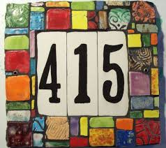 52 best ceramic tiles and numbers images on house
