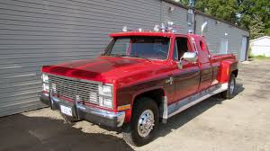 100 Pickup Truck Sleeper Cab 1989 Chevrolet Silverado 30 Dually T14 Chicago 2015