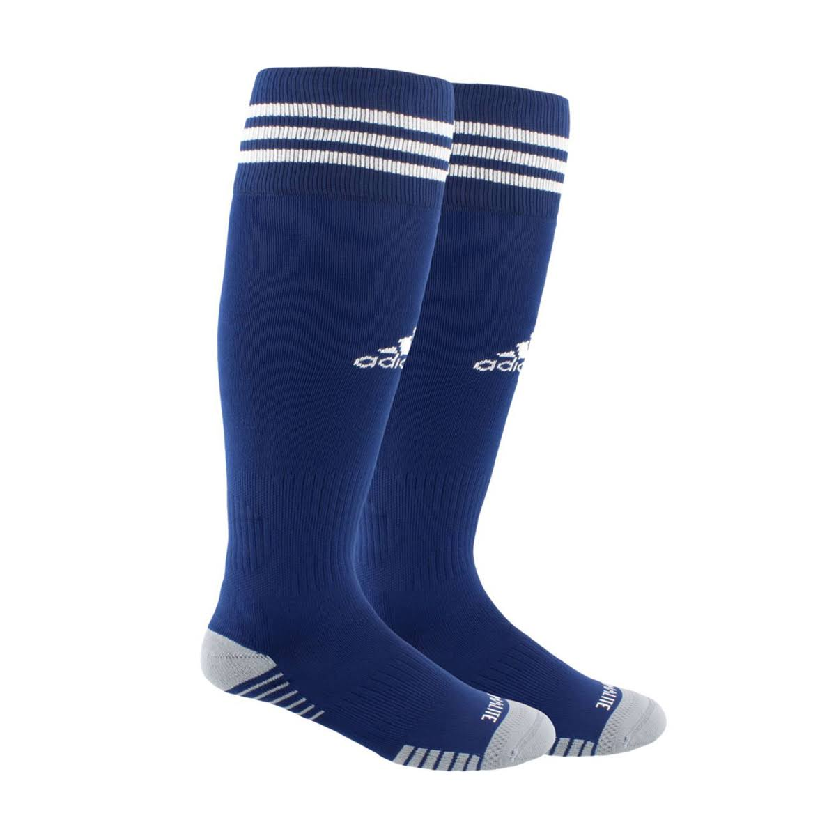 Adidas Copa Zone Cushion IV Socks - Navy/White - M
