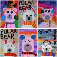 Northern Lights Polar Bears