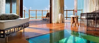 Jumeirah Vittaveli Water Villa With Pool Sunrise