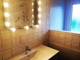 14 badezimmer mit steinwand ideen steinpaneele
